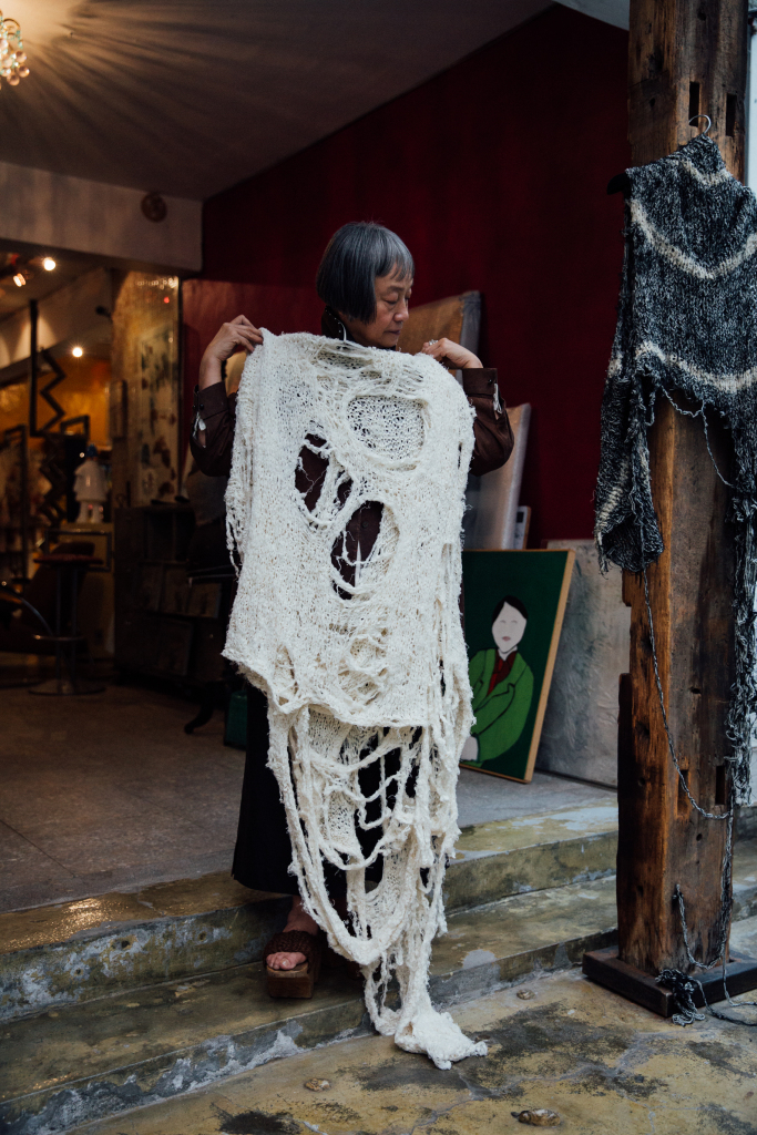 Exposition Piscine de Roubaix - Sophie Hong workshop, Taiwan