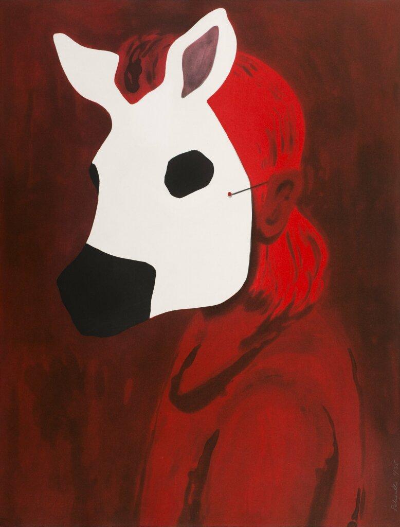 Françoise Pétrovitch, Nocturne rouge