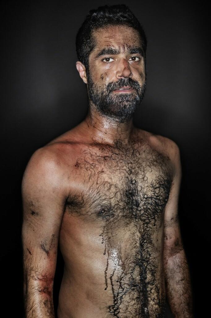 Gregoire Korganow, Ali Moini, série Sortie de scène