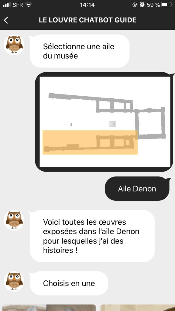 Louvre Chatbot - Musée du Louvre