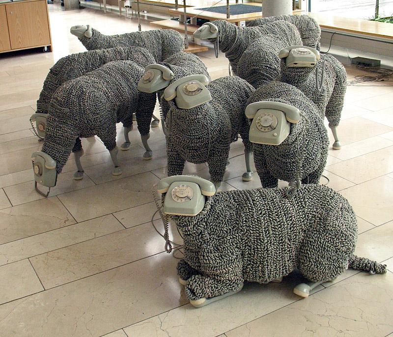 Jean-Luc Cornec - The Telephone Sheep