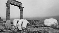 Josef Koudelka, Amman, Jordanie, 2012 - Ruines BnF (2)