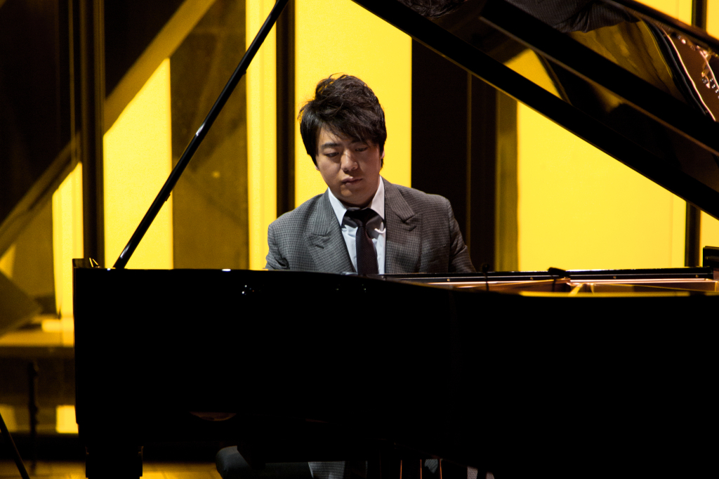 Lang Lang en concert à la Fondation Louis Vuitton