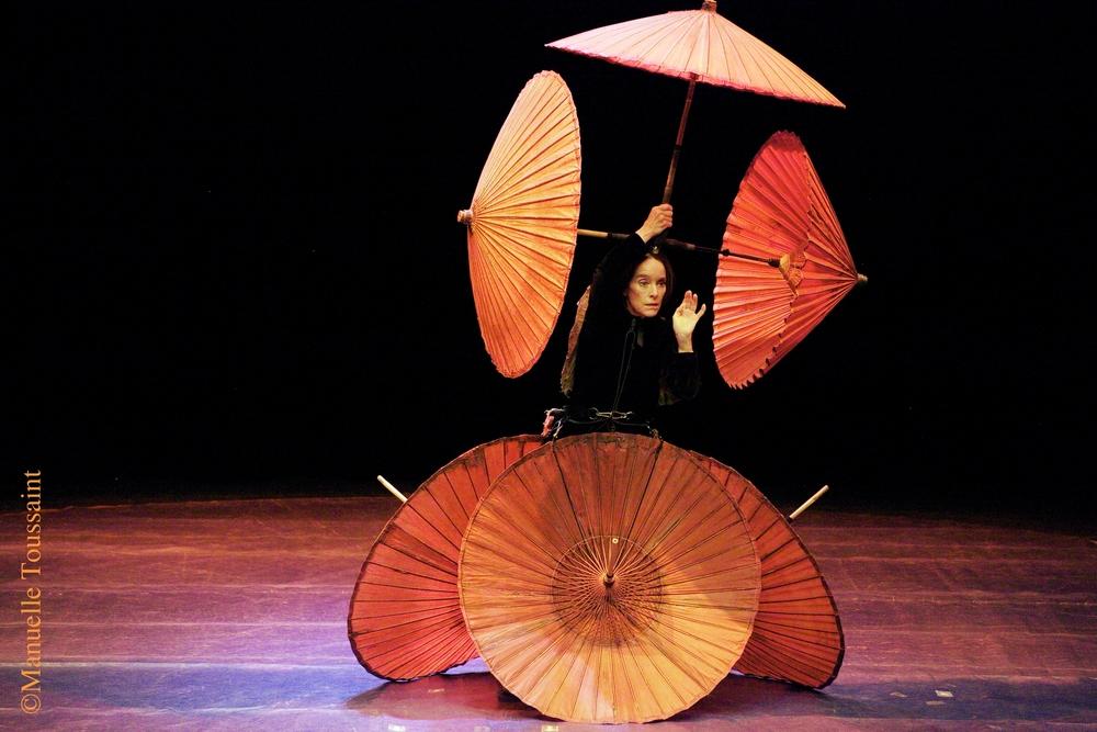 Le Cirque invisible de Victoria Chaplin et Jean-Baptiste Thierrée