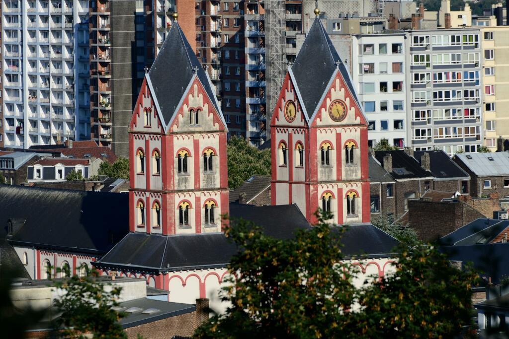Liège une ville féérique