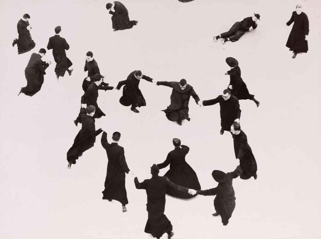 Mario Giacomelli, Je n'ai pas de main qui me caresse le visage, 1961-63