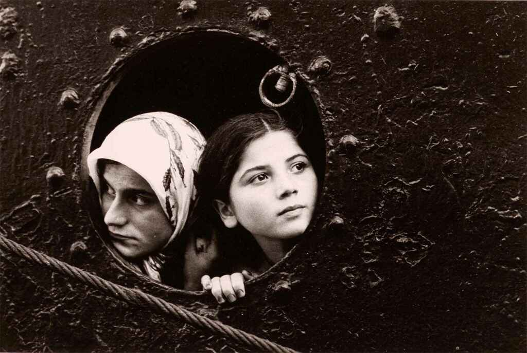 Mary Ellen Mark, Immigrants, Istanbul,Turquie vers 1977