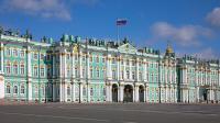 Musée Ermitage Saint-Pétersbourg visite vidéo