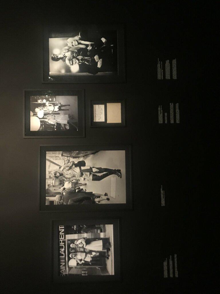 Photo - Betty Catroux - Musée Yves Saint Laurent