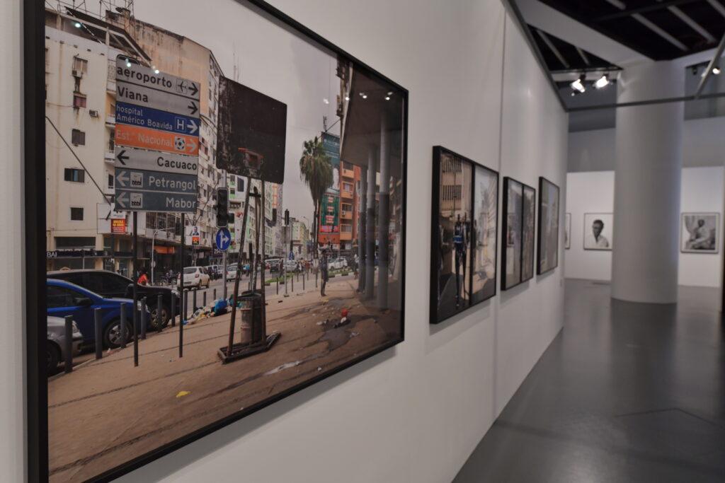 Photo de l'Exposition A toi appartient le regard au Musée du Quai Branly