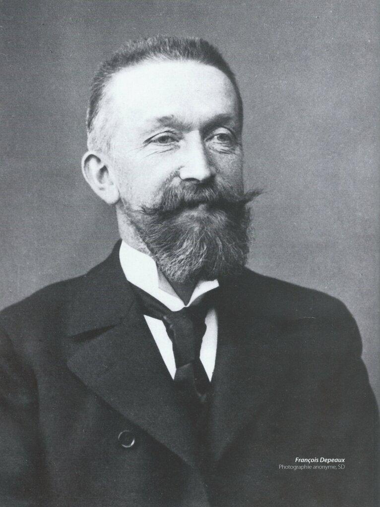 Portrait de François Depeaux