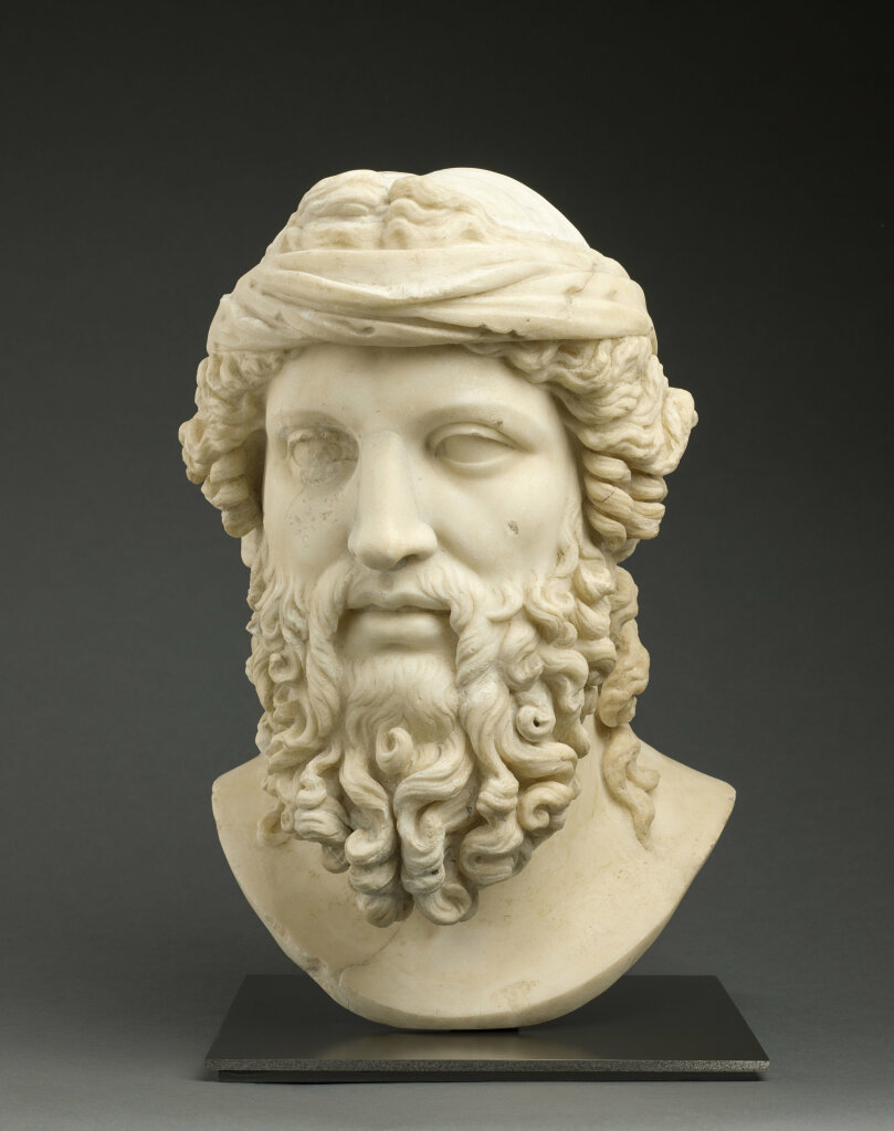 Statue de Dionysos - Boire avec les Dieux - Cité du Vin
