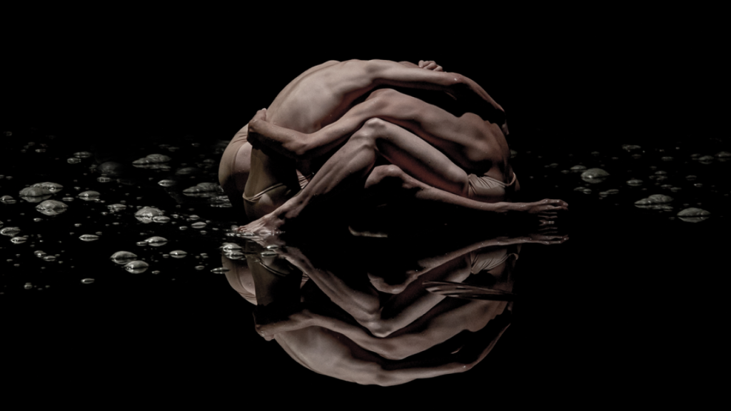 Vessel de Damien Jalet et Kohei Nawa