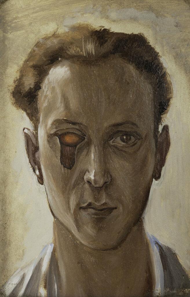 Victor Brauner, Autoportrait