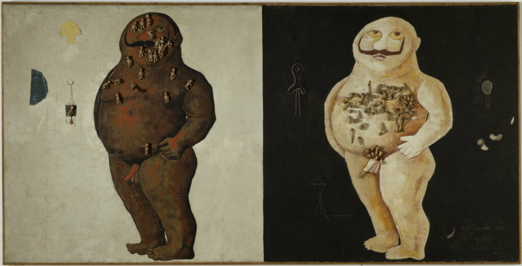 Victor Brauner, Force de concentration de Monsieur K.