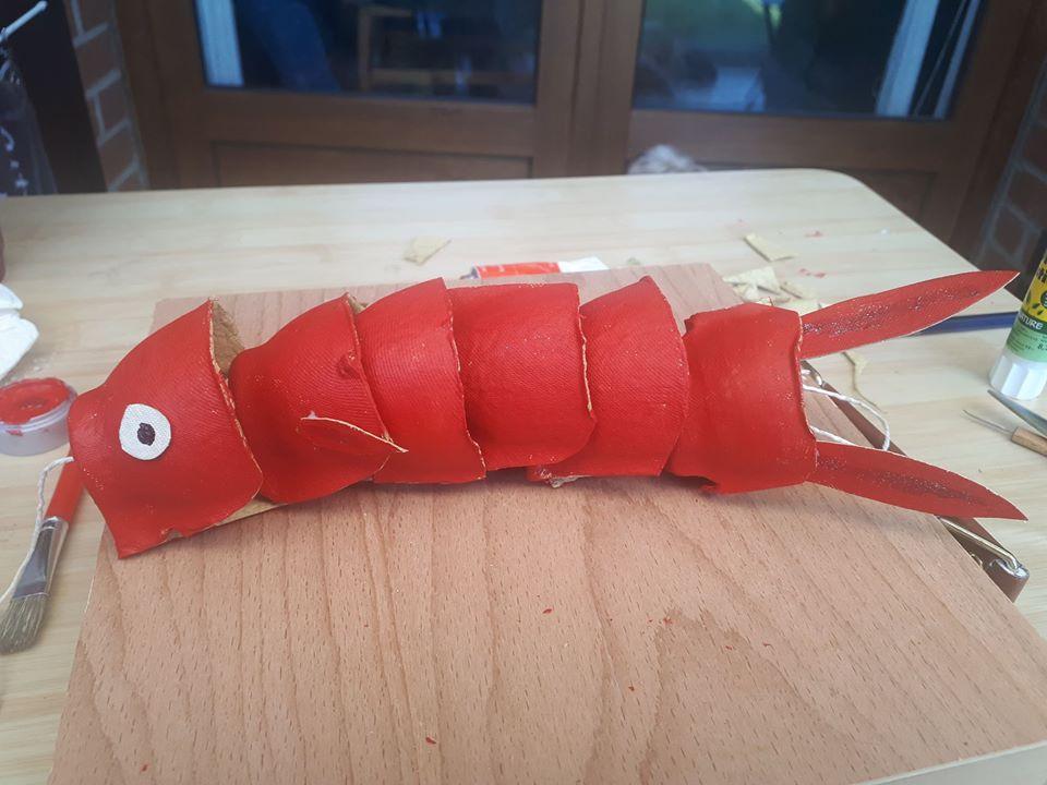 Atelier enfant - Réaliser un poisson