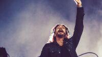 Bob Sinclar live Arc de Triomphe