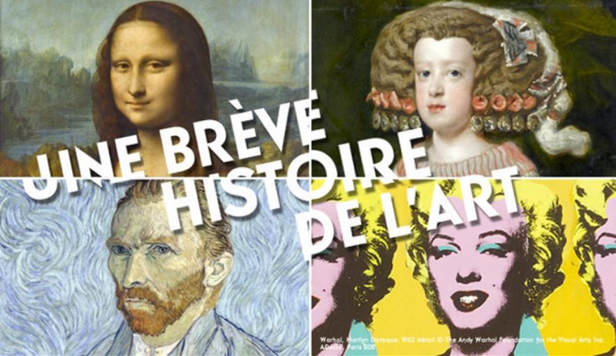 "MOOC ""Brève histoire de l'art"""