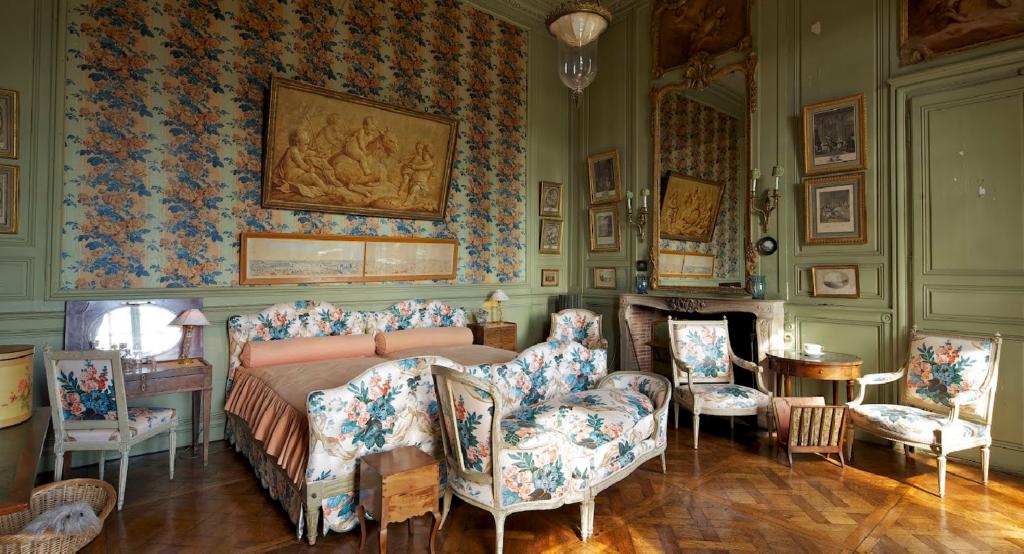 La chambre de Madame