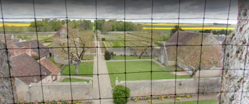 Château de Talcy, Vue des tours