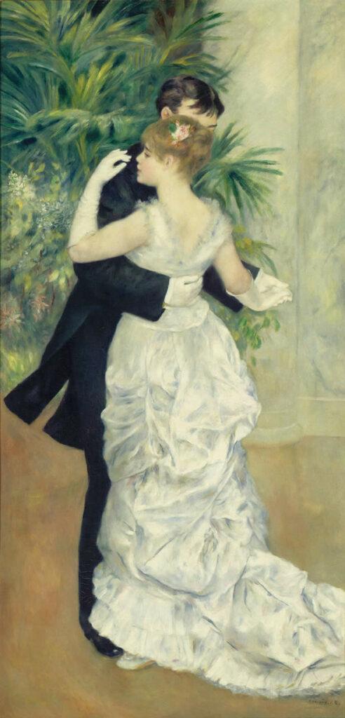 """""""Danse à la ville"""" de Renoir"""