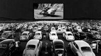 Drive in cinéma confinement