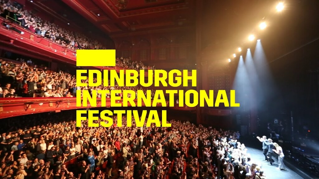 Logo du Festival international d'Édimbourg