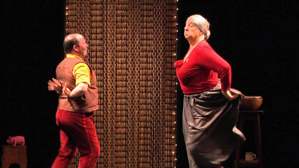 Franito, spectacle de Patrice Thibaud