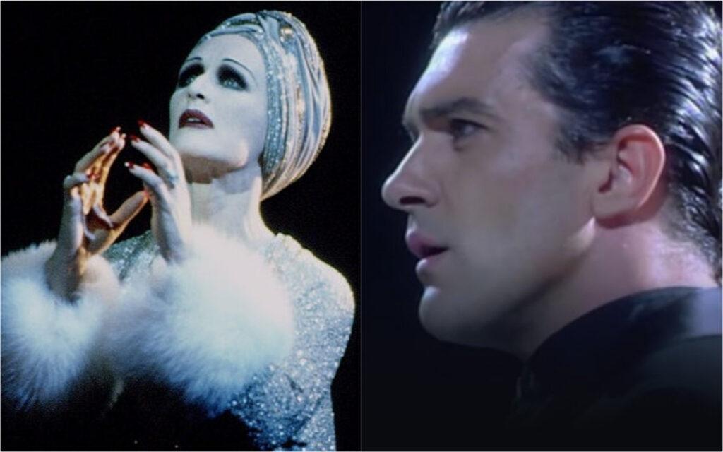 Glenn Close Antonio Banderas Andrew Lloyd Webber Royal Albert Hall Celebration