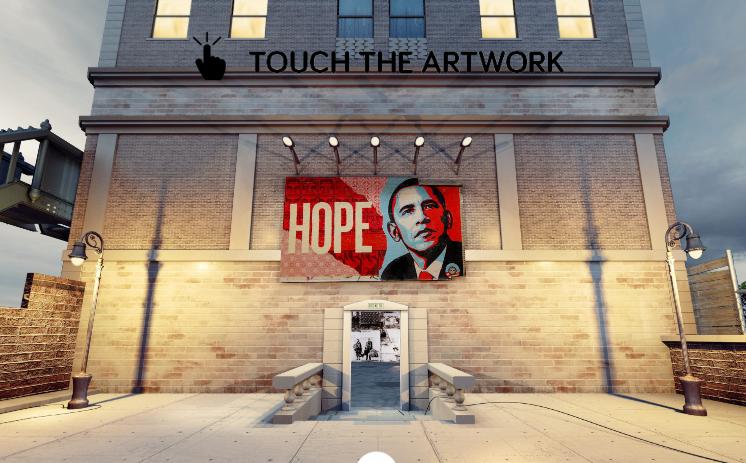 Hope Obey (Shepard Fairey)