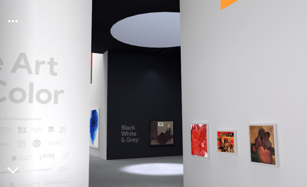 Application Google Art et Culture - Pocket Gallery