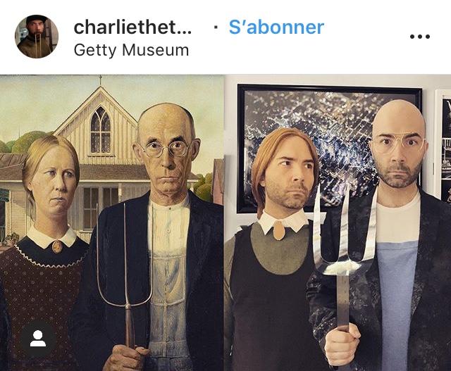 Getty museum challenge