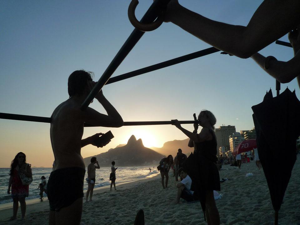 Ipanema - Rio de Janeiro - Brésil - 2012