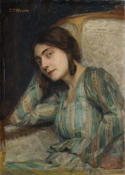 Jean-Joseph Weerts, Rêverie, 1905