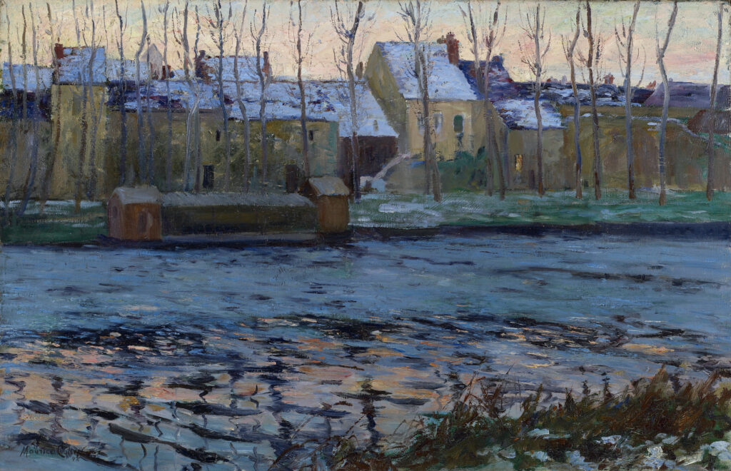 Cullen Maurice, Moret Winter