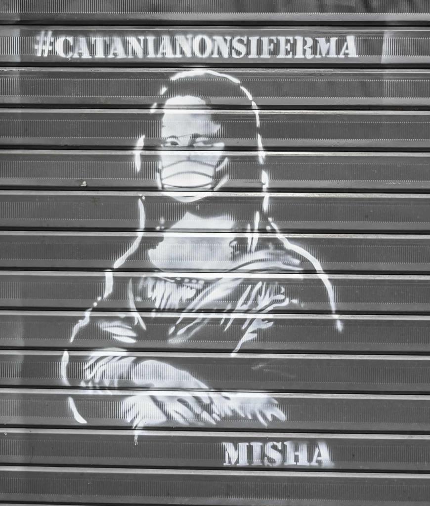 Mona Lisa par Fabrizio Villa