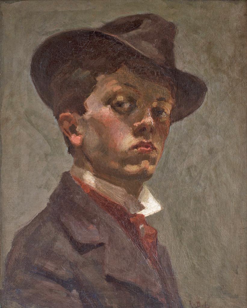 Raoul Dufy, Autoportrait