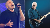 Phil Collins David Gilmour