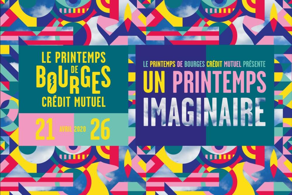 """""""Un Printemps imaginaire"""" par le Printemps de Bourges 2020"""