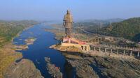 Statue de l'Unité Ram V. Sutar Inde