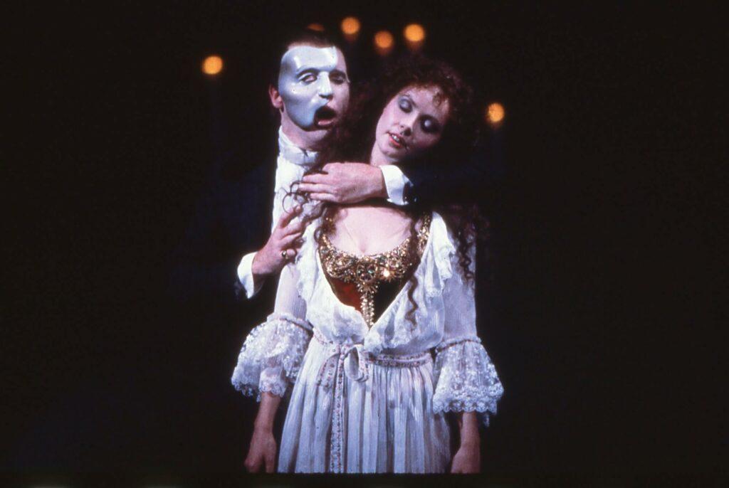 """""""The Phantom of the opera"""" d'Andrew Lloyd Weber"""