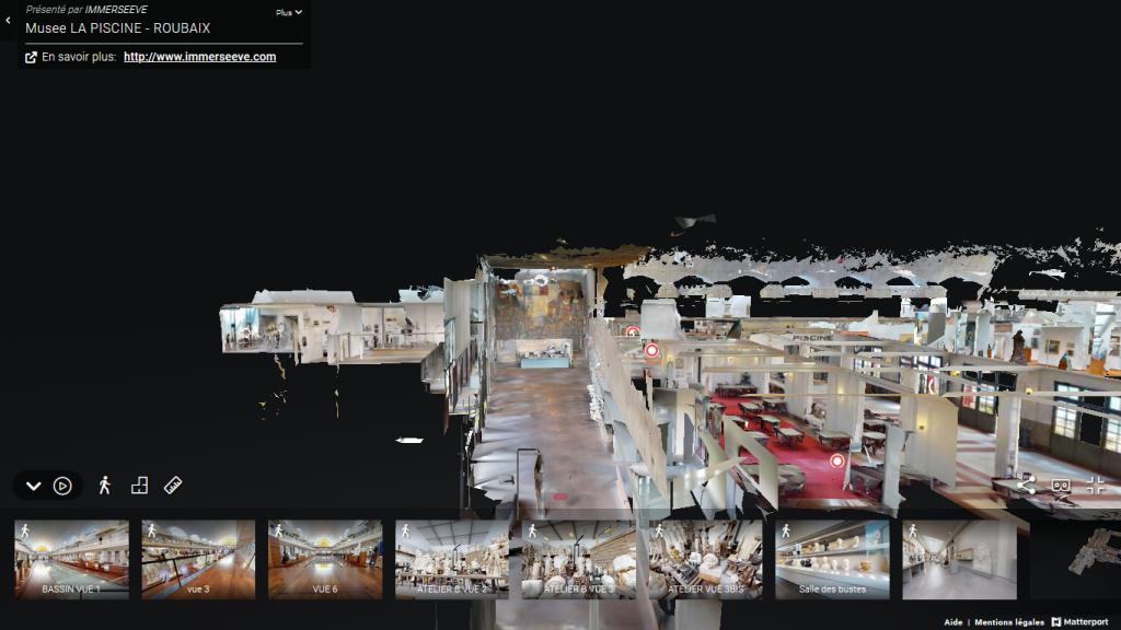 Visite virtuelle de la Piscine de Roubaix (5)