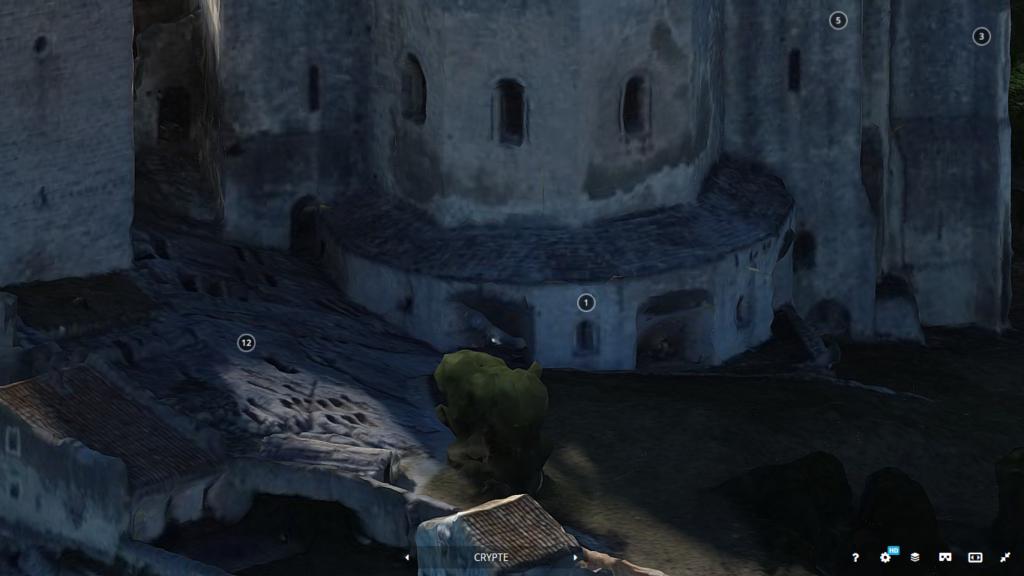 Visite virtuelle de l'Abbaye de Montmajour (5)