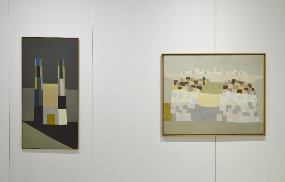 Vue de l'exposition Femmes Années 50 (4)