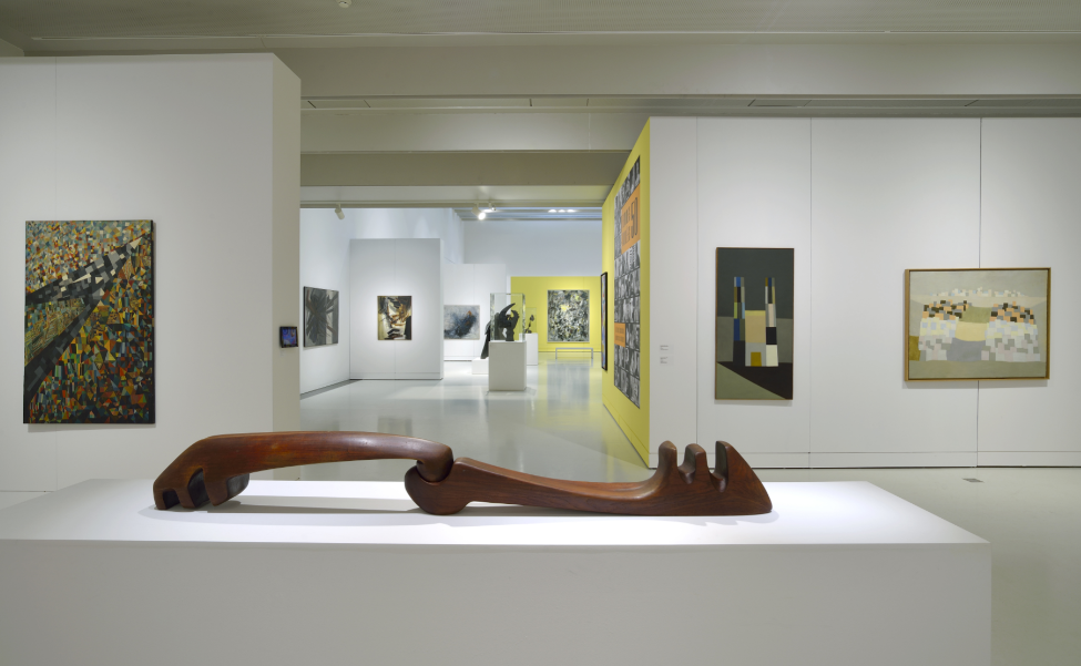 Vue de l'exposition Femmes Années 50 (5)