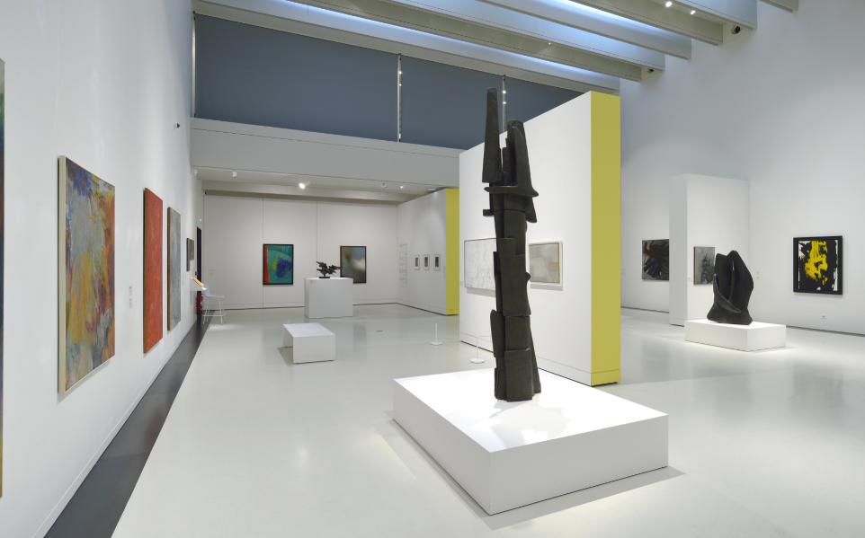 Vue de l'exposition Femmes Années 50 (6)
