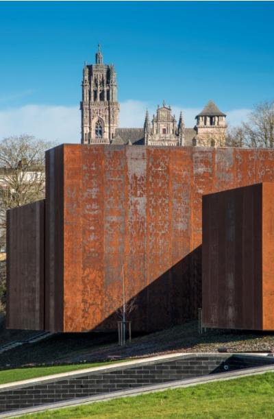Vue du musée Soulages Rodez (12)