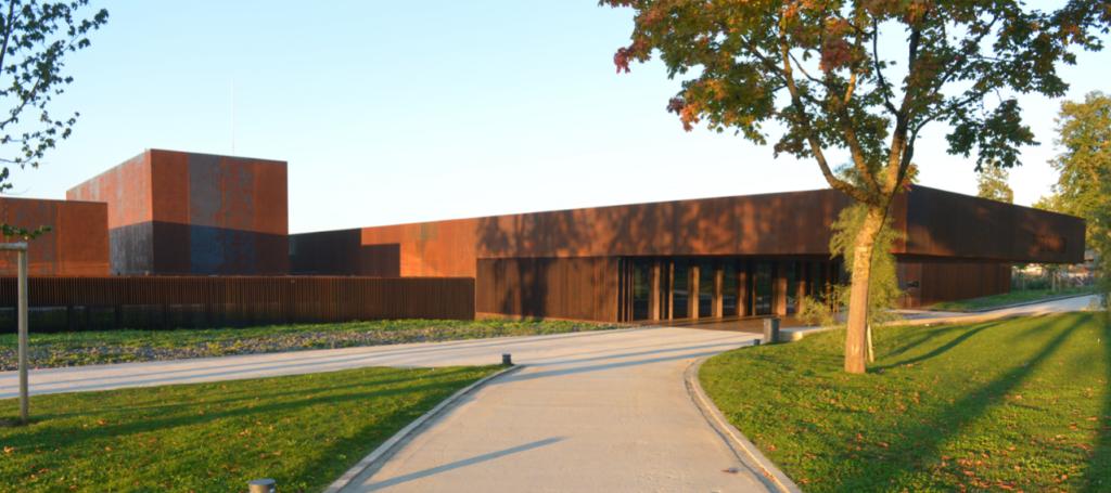 Vue du musée Soulages Rodez (14)