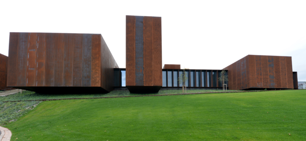 Vue du musée Soulages Rodez (15)