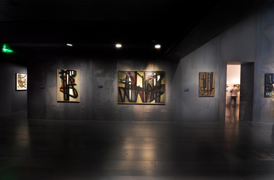 Vue du musée Soulages Rodez (3)